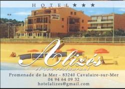Logo Alizes