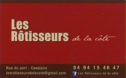 Logo Les rotisseurs