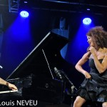 Nicolle Rochelle & Julien Brunetaud, 6 septembre