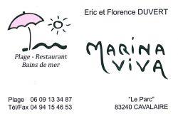 Logo Marina viva